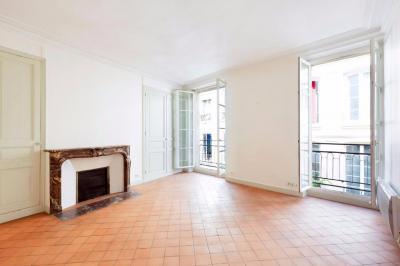 Appartement Paris 06 &bull; <span class='offer-area-number'>42</span> m² environ &bull; <span class='offer-rooms-number'>2</span> pièces