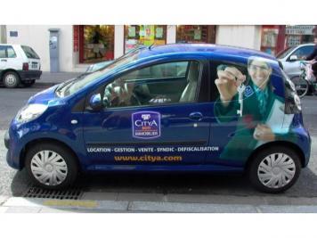 Parking Marseille 13