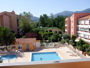 Appartement Argeles Plage &bull; <span class='offer-area-number'>21</span> m² environ &bull; <span class='offer-rooms-number'>1</span> pièce