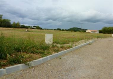Terrain Moissieu sur Dolon &bull; <span class='offer-area-number'>1 249</span> m² environ
