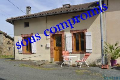 Maison St Laurent sur Gorre &bull; <span class='offer-area-number'>48</span> m² environ &bull; <span class='offer-rooms-number'>3</span> pièces