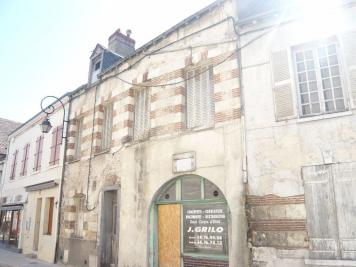 Maison Romorantin Lanthenay &bull; <span class='offer-rooms-number'>5</span> pièces