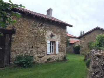 Maison Champagnac la Riviere &bull; <span class='offer-area-number'>60</span> m² environ &bull; <span class='offer-rooms-number'>3</span> pièces