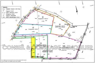 Terrain Teuillac &bull; <span class='offer-area-number'>1 610</span> m² environ