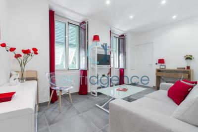 Appartement Nice &bull; <span class='offer-area-number'>28</span> m² environ &bull; <span class='offer-rooms-number'>2</span> pièces