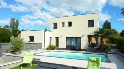 Maison Jassans Riottier &bull; <span class='offer-area-number'>139</span> m² environ &bull; <span class='offer-rooms-number'>5</span> pièces