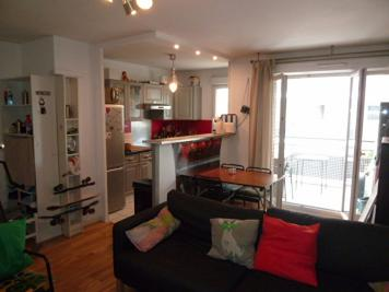 Appartement St Ouen &bull; <span class='offer-area-number'>45</span> m² environ &bull; <span class='offer-rooms-number'>2</span> pièces