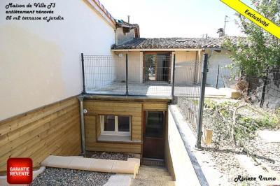 Maison Beaumont de Lomagne &bull; <span class='offer-area-number'>86</span> m² environ &bull; <span class='offer-rooms-number'>3</span> pièces