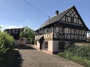 Maison Fegersheim &bull; <span class='offer-area-number'>115</span> m² environ &bull; <span class='offer-rooms-number'>4</span> pièces
