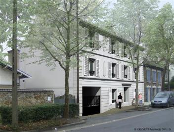 Appartement Boissy St Leger &bull; <span class='offer-area-number'>45</span> m² environ &bull; <span class='offer-rooms-number'>2</span> pièces