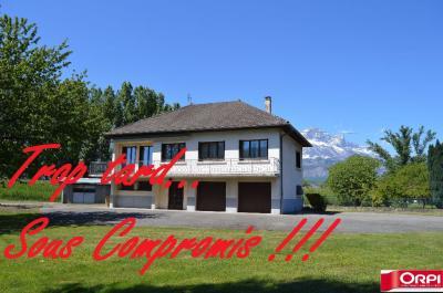 Maison Le Versoud &bull; <span class='offer-area-number'>157</span> m² environ &bull; <span class='offer-rooms-number'>6</span> pièces