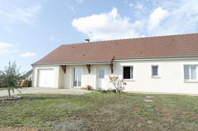 Maison Moulins sur Yevre &bull; <span class='offer-area-number'>114</span> m² environ &bull; <span class='offer-rooms-number'>5</span> pièces