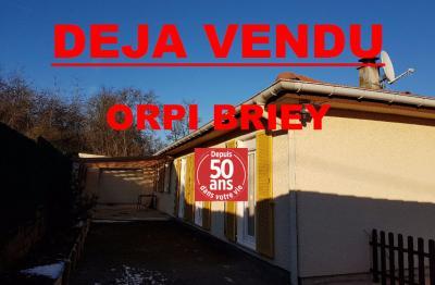 Maison Joudreville &bull; <span class='offer-area-number'>120</span> m² environ &bull; <span class='offer-rooms-number'>6</span> pièces