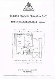 Maison Quetigny &bull; <span class='offer-area-number'>97</span> m² environ &bull; <span class='offer-rooms-number'>5</span> pièces
