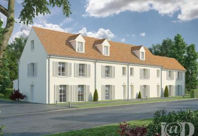 Maison Magny les Hameaux &bull; <span class='offer-area-number'>125</span> m² environ &bull; <span class='offer-rooms-number'>5</span> pièces