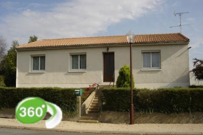 Maison Nieul sur l Autise &bull; <span class='offer-area-number'>96</span> m² environ &bull; <span class='offer-rooms-number'>6</span> pièces
