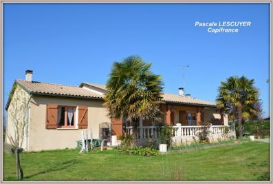 Maison St Nicolas de la Grave &bull; <span class='offer-area-number'>132</span> m² environ &bull; <span class='offer-rooms-number'>4</span> pièces