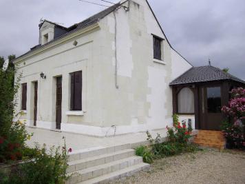 Maison Bourgueil &bull; <span class='offer-area-number'>124</span> m² environ &bull; <span class='offer-rooms-number'>6</span> pièces
