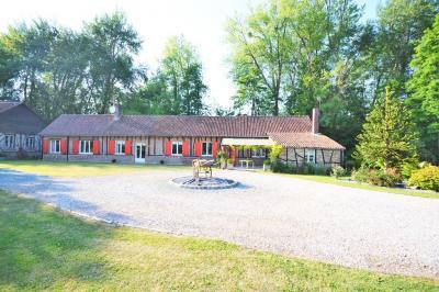 Maison Auxi le Chateau &bull; <span class='offer-area-number'>136</span> m² environ &bull; <span class='offer-rooms-number'>4</span> pièces