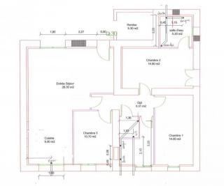 Maison Salles &bull; <span class='offer-area-number'>100</span> m² environ &bull; <span class='offer-rooms-number'>4</span> pièces
