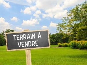 Terrain Larringes &bull; <span class='offer-area-number'>917</span> m² environ