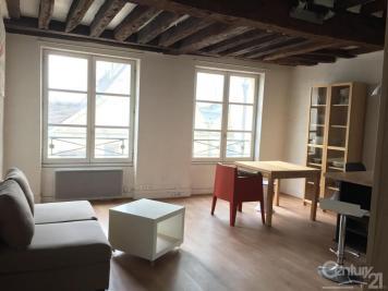 Appartement Paris 01 &bull; <span class='offer-area-number'>41</span> m² environ &bull; <span class='offer-rooms-number'>2</span> pièces