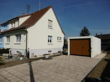 Maison Illzach &bull; <span class='offer-area-number'>75</span> m² environ &bull; <span class='offer-rooms-number'>4</span> pièces