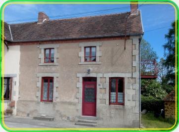 Maison Chambon sur Voueize &bull; <span class='offer-area-number'>88</span> m² environ &bull; <span class='offer-rooms-number'>3</span> pièces