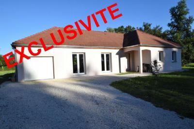 Maison St Germain du Bois &bull; <span class='offer-area-number'>110</span> m² environ &bull; <span class='offer-rooms-number'>6</span> pièces