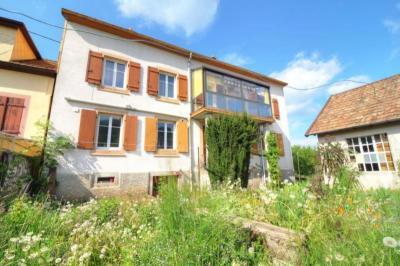 Maison Ste Croix aux Mines &bull; <span class='offer-area-number'>196</span> m² environ &bull; <span class='offer-rooms-number'>9</span> pièces