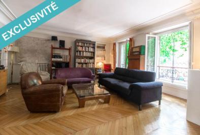 Appartement Paris 10 &bull; <span class='offer-area-number'>147</span> m² environ &bull; <span class='offer-rooms-number'>6</span> pièces