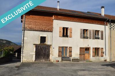 Maison Grenoble &bull; <span class='offer-area-number'>125</span> m² environ &bull; <span class='offer-rooms-number'>4</span> pièces