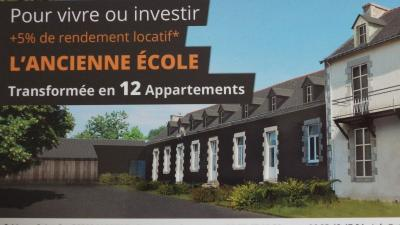 Appartement Moreac &bull; <span class='offer-area-number'>50</span> m² environ &bull; <span class='offer-rooms-number'>2</span> pièces