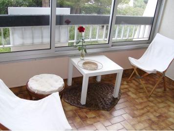 Appartement Marseillan Plage &bull; <span class='offer-area-number'>25</span> m² environ &bull; <span class='offer-rooms-number'>1</span> pièce