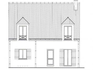 Maison Guerard &bull; <span class='offer-area-number'>111</span> m² environ &bull; <span class='offer-rooms-number'>6</span> pièces