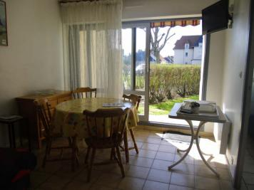 Appartement Courseulles sur Mer &bull; <span class='offer-area-number'>33</span> m² environ &bull; <span class='offer-rooms-number'>2</span> pièces