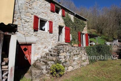 Maison La Salvetat sur Agout &bull; <span class='offer-area-number'>60</span> m² environ &bull; <span class='offer-rooms-number'>3</span> pièces