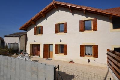 Maison Bons en Chablais &bull; <span class='offer-area-number'>97</span> m² environ &bull; <span class='offer-rooms-number'>4</span> pièces