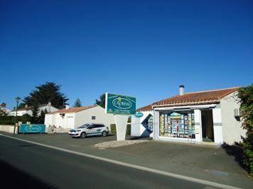 Terrain St Avaugourd des Landes &bull; <span class='offer-area-number'>1 110</span> m² environ