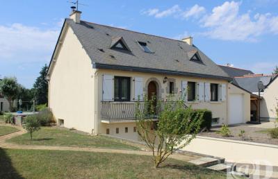 Maison St Melaine sur Aubance &bull; <span class='offer-area-number'>105</span> m² environ &bull; <span class='offer-rooms-number'>5</span> pièces