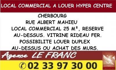 Commerce Cherbourg Octeville