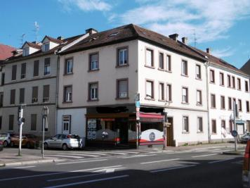 Immeuble Strasbourg &bull; <span class='offer-area-number'>405</span> m² environ &bull; <span class='offer-rooms-number'>15</span> pièces
