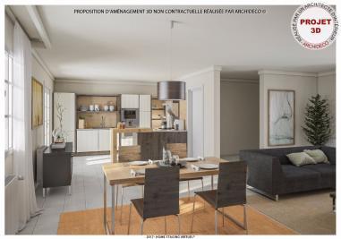 Maison Dolomieu &bull; <span class='offer-area-number'>98</span> m² environ &bull; <span class='offer-rooms-number'>4</span> pièces