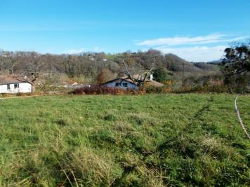 Terrain St Pee sur Nivelle &bull; <span class='offer-area-number'>400</span> m² environ