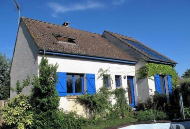 Maison Hericy &bull; <span class='offer-area-number'>125</span> m² environ &bull; <span class='offer-rooms-number'>6</span> pièces