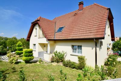 Maison Morschwiller le Bas &bull; <span class='offer-area-number'>161</span> m² environ &bull; <span class='offer-rooms-number'>5</span> pièces
