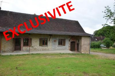Ferme Flacey en Bresse &bull; <span class='offer-area-number'>93</span> m² environ &bull; <span class='offer-rooms-number'>5</span> pièces