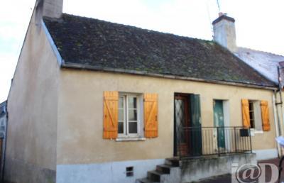 Maison Nogent sur Vernisson &bull; <span class='offer-area-number'>49</span> m² environ &bull; <span class='offer-rooms-number'>3</span> pièces