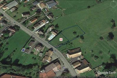 Terrain Traubach le Haut &bull; <span class='offer-area-number'>1 250</span> m² environ