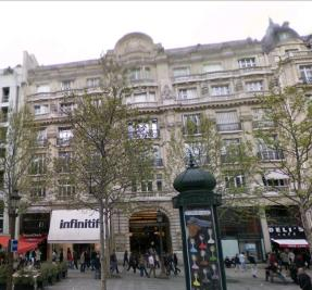 Bureau Paris 08 &bull; <span class='offer-area-number'>20</span> m² environ